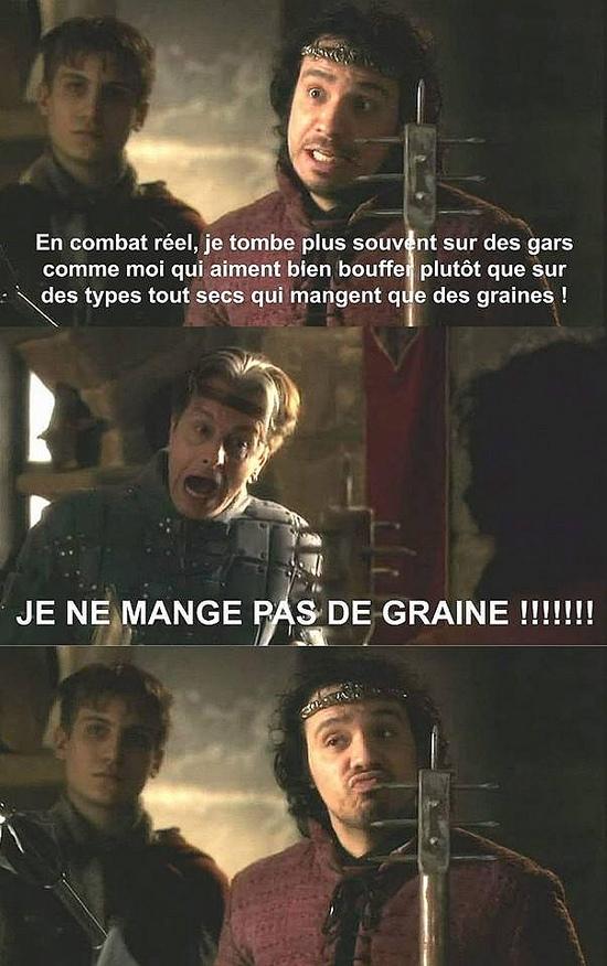 Je ne mange pas de graine ! http://kaaverne-de-perceval.fr/je-ne-mange-pas-de-graines/39