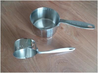 Tasses à mesurer