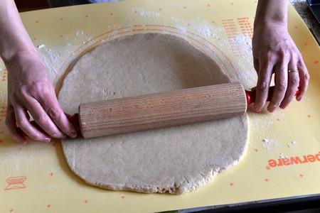 Merveilles : pâte étalée