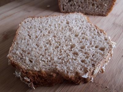 Tranche de pain complet express